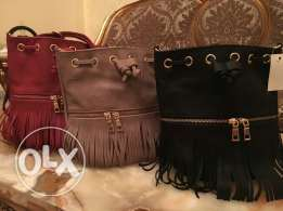 Ladies leather bags very good quality