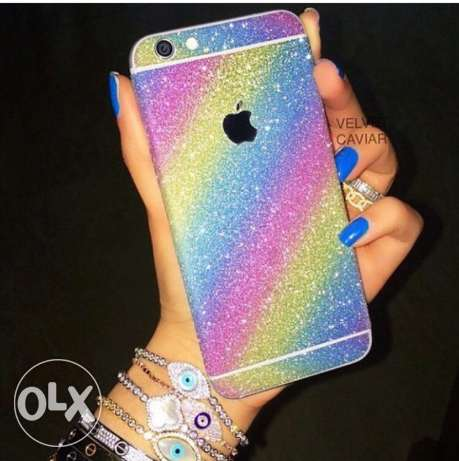 full stickers iphone 6 تحويطة الغدير -  2