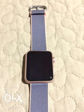 Apple Watch 38mm + 2 additional bands