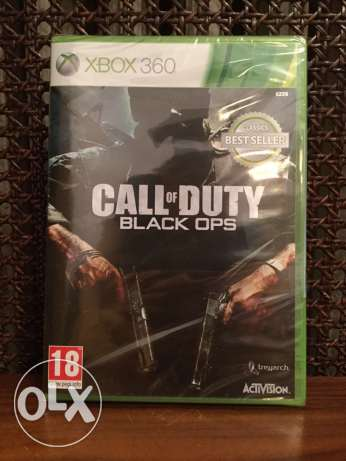Call of Duty Black ops 1 Sealed