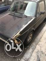 golf 1 moteur 5are2