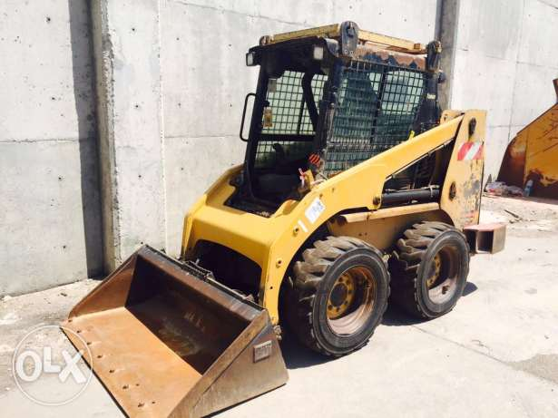 cat wheel loader 226