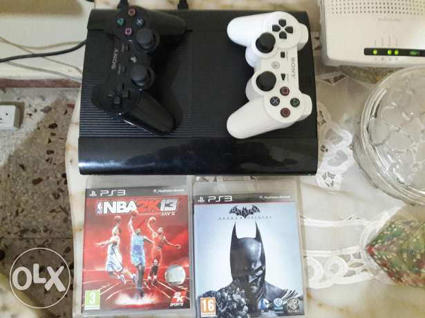 Ps3 super slim 500gb for sale