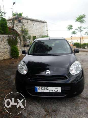Nissan Micra 2013 Great condition