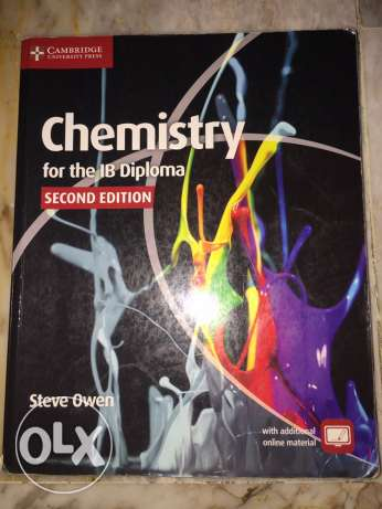 Chemistry Book for IB