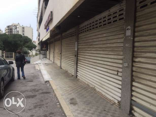 Shop for rent in Sin El Fil