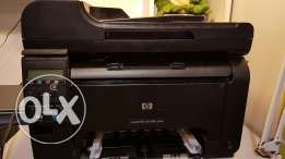 HP laser-jet 100 MFP M175A 4 in 1