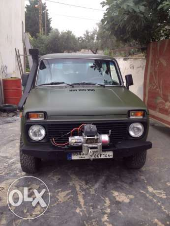 LADA NIVA 4 by 4