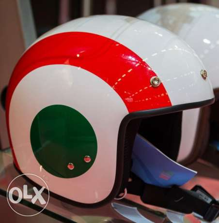 Vespa Helmet - Italy Version