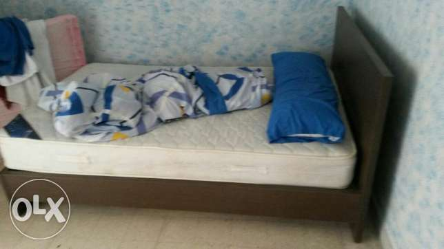 King size bed,bed&bed 4 stars mattress