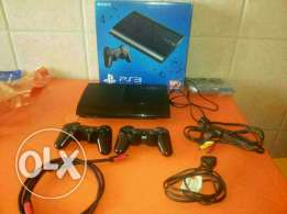 Ps3 super slim 4 sale 150$ ktir ndife