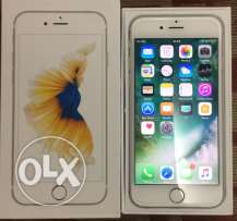 iphone 6s 64gb white color like new