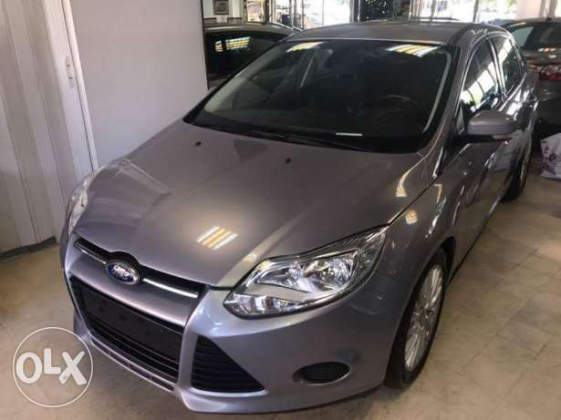 Ford Focus 2013 Like New Company