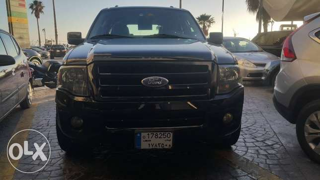 FORD Expedition 2007 / New look مصدر الشركه V8 Fully loaded with origi