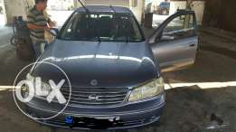 Nissan sunny automatic model 2004 for sale