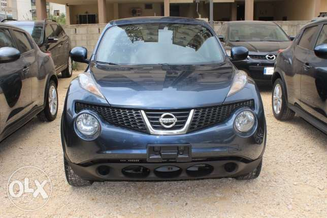 Nissan Juke SV 4WD model2012 gray rear camera navigation new tires