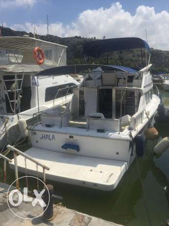 Boat for sale : Chris Craft 33 FEET
