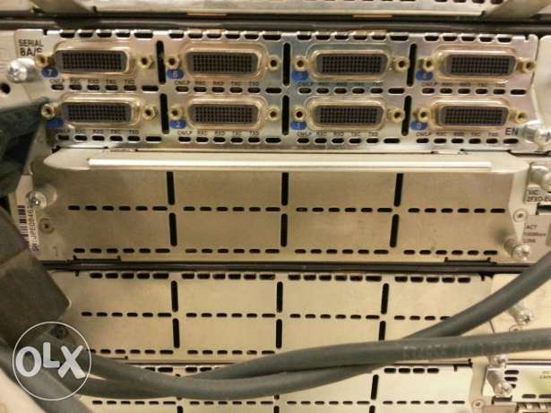 cisco NM_8 serial A/S new