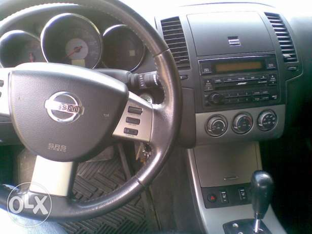 05 Nissan ALTIMA SL fully loaded 4 cyl المتن -  5