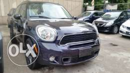 mini country man 2011 s