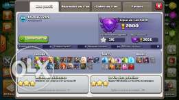 clash of clan acc
