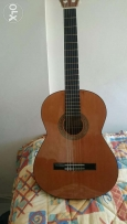 Original Hohner German handmade Classic guitar (like new)