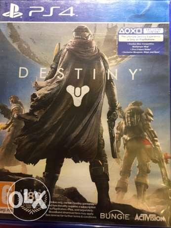 Destiny on PS4 for 15$ or trade