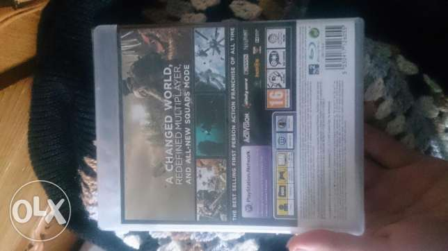 Call of Duty ghosts ( new) 20$