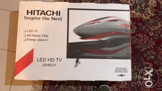hitachi new tv