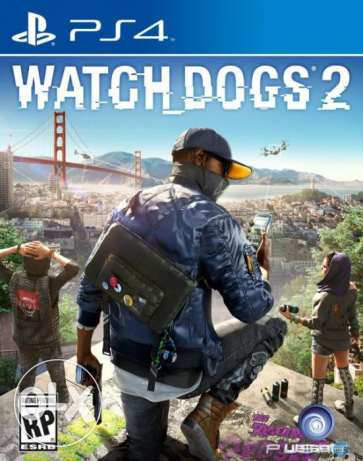 Watch Dogs 2 PS4 30$