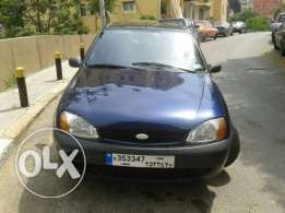 Ford fiesta 2001 good condition