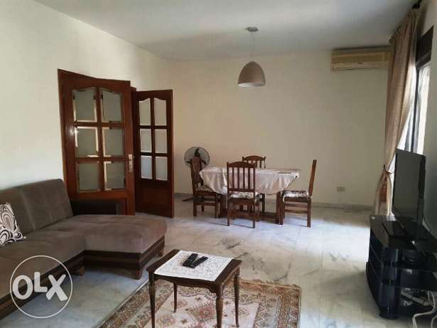 Furnished Apartment for Rent in Ain Al-Mraiseh, Beirut (Ref: 2029)