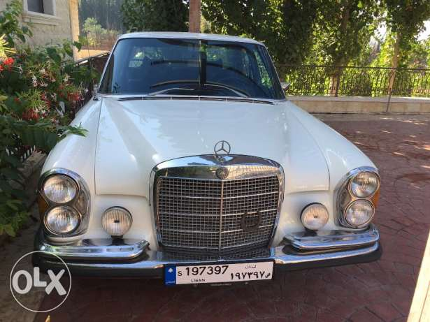 Mercedes 280 S 1972 Classic Car For Sale