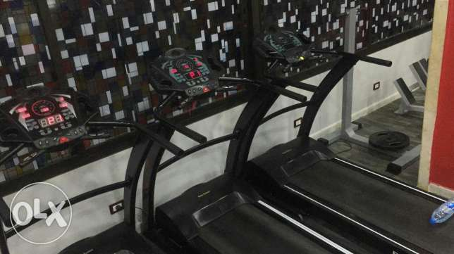Body systeme treadmils
