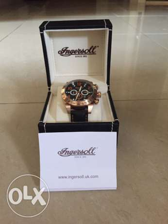 Ingersoll Watch Automatic (new)