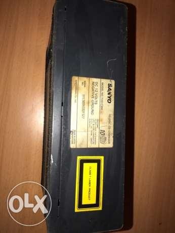 Sanyo cd box مار مخايل -  3