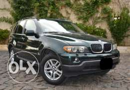 X5 model 2004 3.0 for sale