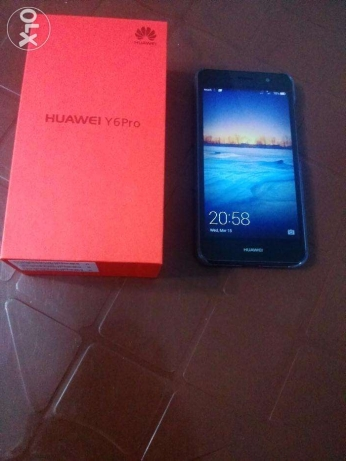 Huawei Y6 Pro with warranty
