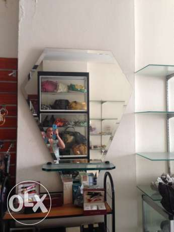 shelves and vetrines for sale