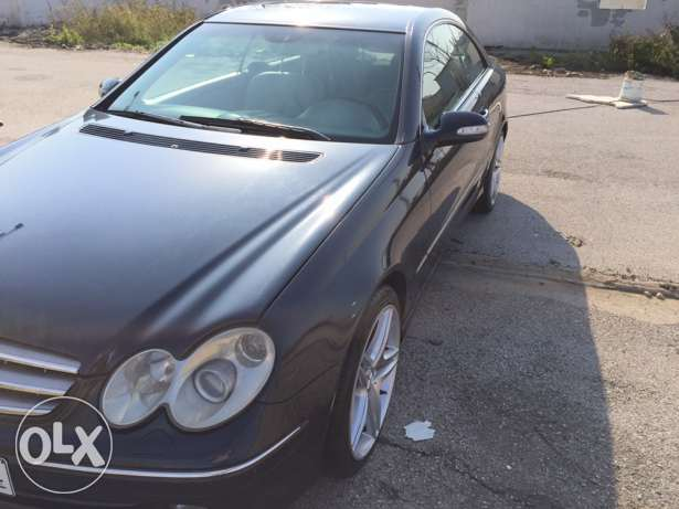 clk 320 sport package screen راس  بيروت -  3