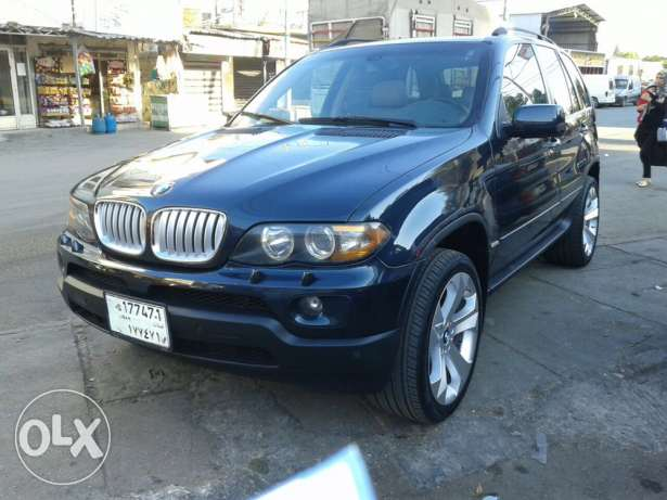 BMW x4 model 2006 veryyyy clean الصالحية -  5