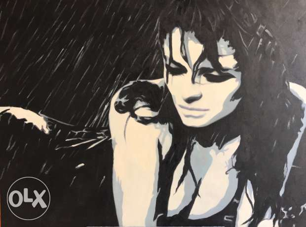 Nice Sensual Oil Painting For Sale.
