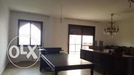Semi Furnished Apartment for Rent in Mazraat Yachouh(Harik)
