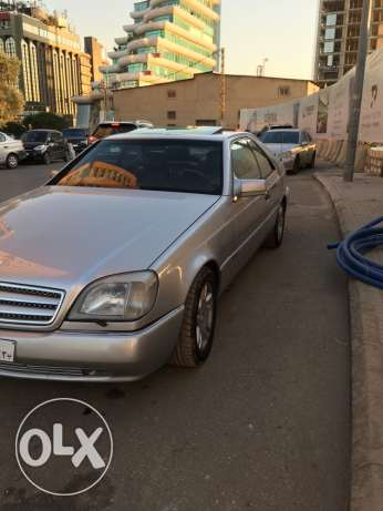 Mercedes CL500 For Sale سن الفيل -  2