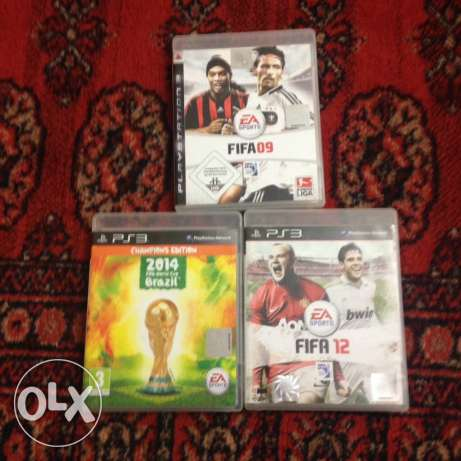 ps3 fifa old fifa games