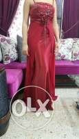 red dress in a great condition...New model