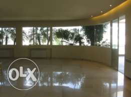 475 sqm apartment for sale in Brasilia Baabda- PANORAMIC VIEW