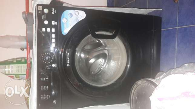 Ariston washing machine like new