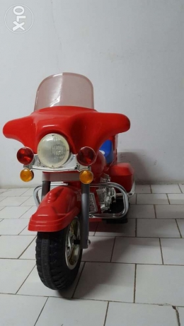 Red Electric Moto For Sale بشامون -  1
