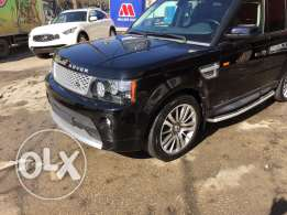 2008 Range Rover sport supercharge